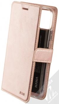 Molan Cano Issue Diary flipové pouzdro pro Apple iPhone 11 růžově zlatá (rose gold)
