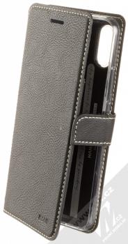 Molan Cano Issue Diary flipové pouzdro pro Huawei Nova 3i černá (black)