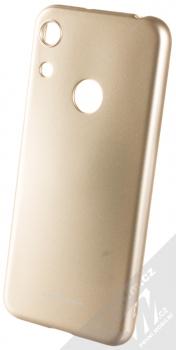 Molan Cano Jelly Case TPU ochranný kryt pro Honor 8A zlatá (gold)