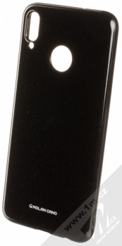 Molan Cano Jelly Case TPU ochranný kryt pro Honor 8X černá (black)
