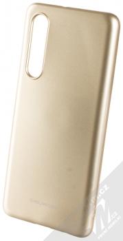 Molan Cano Jelly Case TPU ochranný kryt pro Huawei P30 zlatá (gold)