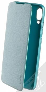 Nillkin Sparkle flipové pouzdro pro Xiaomi Redmi Note 7 modrá (ocean blue)