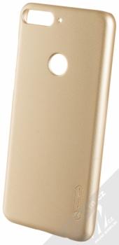 Nillkin Super Frosted Shield ochranný kryt pro Huawei Y7 Prime (2018), Honor 7C zlatá (gold)