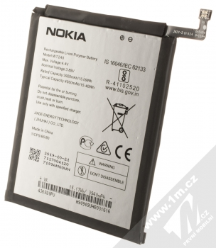 Nokia WT240 originální baterie pro Nokia 3.2