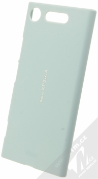 Roxfit Ultra Slim Soft Touch Shell ochranný kryt pro Sony Xperia XZ1 (URB6175BL) modrá (moon blue)