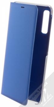 Samsung EF-WA750PL Wallet Cover originální flipové pouzdro pro Samsung Galaxy A7 (2018) modrá (blue)
