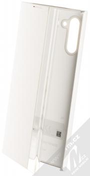 Samsung EF-ZN970CW Clear View Cover originální flipové pouzdro pro Samsung Galaxy Note 10 bílá (white)