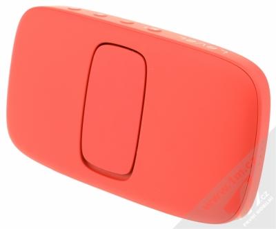 Samsung EO-SG930CR Level Box Slim Bluetooth reproduktor červená (red) šikmo zezadu