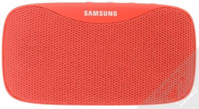 Samsung EO-SG930CR Level Box Slim Bluetooth reproduktor červená (red) zepředu