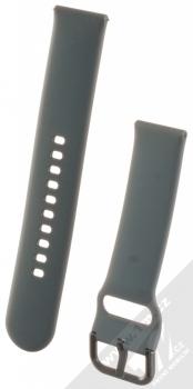 Samsung ET-SFR50MG Sport Band pásek na zápěstí pro Samsung Galaxy Watch Active, Gear S2 Classic, Galaxy Watch 42mm, Gear Sport, Xiaomi Amazfit Bip, Amazfit GTR, Amazfit GTS, Honor MagicWatch 2 42mm zelená (green)