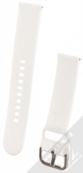 Samsung ET-SFR50MW Sport Band pásek na zápěstí pro Samsung Galaxy Watch Active bílá (white)