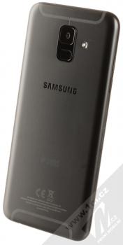 Samsung SM-A600FN/DS Galaxy A6 černá (black) šikmo zezadu