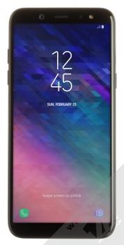 Samsung SM-A600FN/DS Galaxy A6 černá (black) zepředu