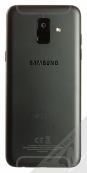 Samsung SM-A600FN/DS Galaxy A6 černá (black) zezadu