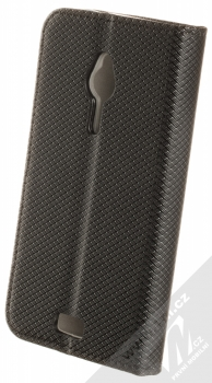 Sligo Smart Magnet flipové pouzdro pro Nokia 230, 230 Dual Sim černá (black) zezadu