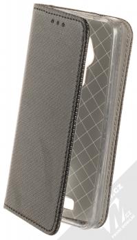 Sligo Smart Magnet flipové pouzdro pro Nokia 230, 230 Dual Sim černá (black)