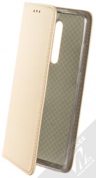 Sligo Smart Magnet flipové pouzdro pro Xiaomi Mi 9T zlatá (gold)