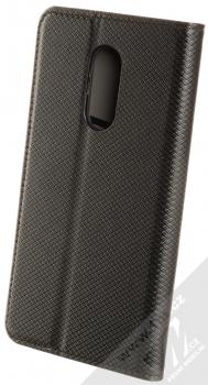 Sligo Smart Magnet flipové pouzdro pro Xiaomi Redmi Note 4 (Global Version) černá (black) zezadu