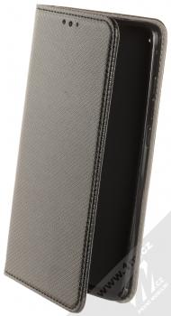 Sligo Smart Magnet flipové pouzdro pro Xiaomi Redmi Note 4 (Global Version) černá (black)