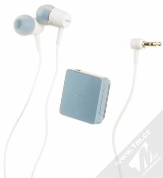 Sony SBH24 Stereo Bluetooth Headset modrá (blue)