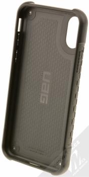 UAG Monarch odolný ochranný kryt pro Apple iPhone X tmavě šedá černá (graphite black) zepředu