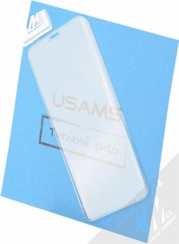 USAMS Arc Edge Tempered Glass ochranné tvrzené sklo na kompletní zahnutý displej pro Samsung Galaxy S8 Plus