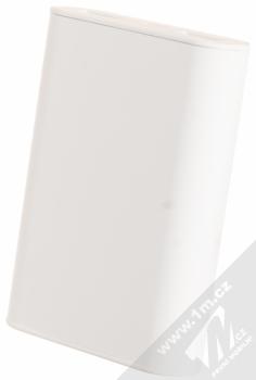 USAMS Wish Wireless Charger Power Bank záložní zdroj s bezdrátovým nabíjením 8000mAh bílá (white) zezadu