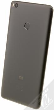 XIAOMI MI MAX 2 4GB/64GB Global Version CZ LTE černá (black) šikmo zezadu