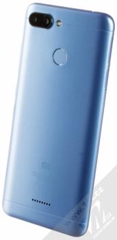 XIAOMI REDMI 6 3GB/32GB Global Version CZ LTE modrá (blue) šikmo zezadu
