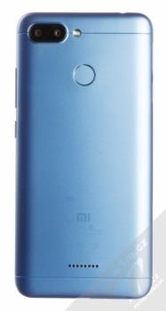 XIAOMI REDMI 6 3GB/32GB Global Version CZ LTE modrá (blue) zezadu