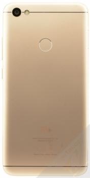 XIAOMI REDMI NOTE 5A PRIME 3GB/32GB Global Version CZ LTE zlatá (gold) zezadu