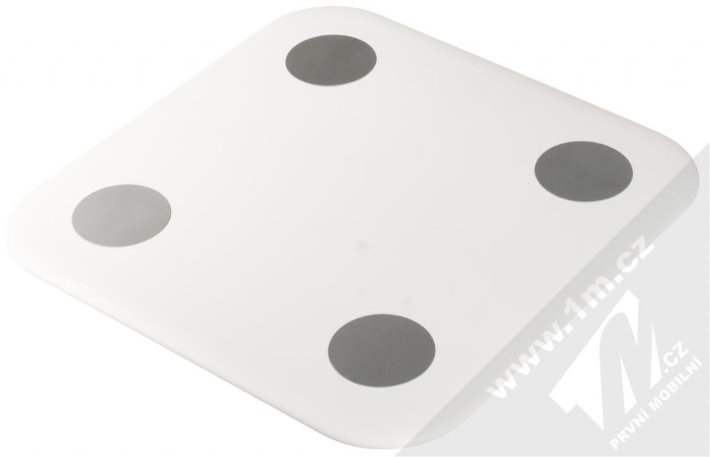 001273cb2 Xiaomi Mi Body Composition Scale osobní Bluetooth váha (XMTZC02HM) bílá  (white)