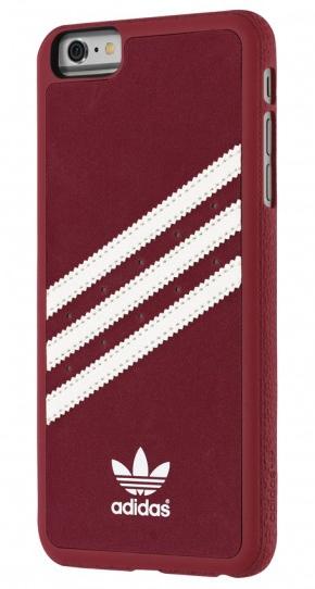 Adidas Hard Case Suede Moulded ochranný kryt pro Apple iPhone 6 Plus ... 17e69249033