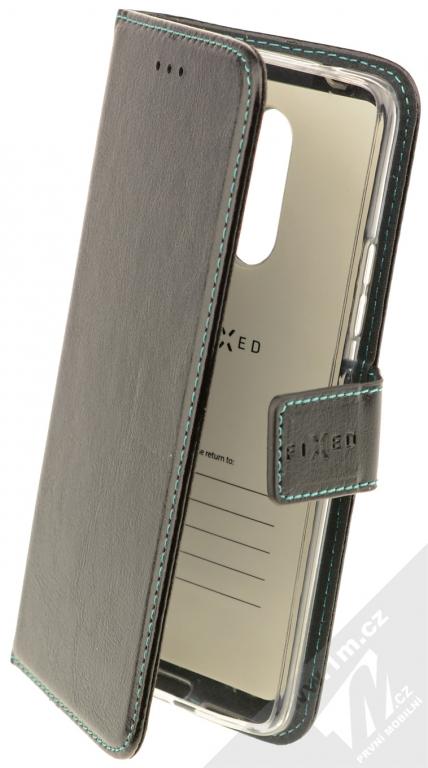 Fixed Opus flipové pouzdro pro Lenovo K6 Note černá (black)  9a14e5ff43c