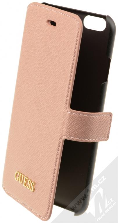 Guess Saffiano Booktype Case flipové pouzdro pro Apple iPhone 6 ... 18c3747bd56