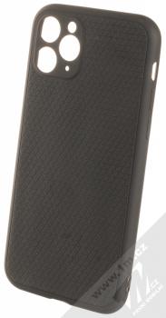 1Mcz Liquid Air TPU ochranný kryt pro Apple iPhone 11 Pro černá (black)