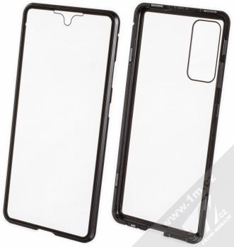 1Mcz Magneto 360 Cover sada ochranných krytů pro Samsung Galaxy S20 FE černá (black)