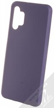 1Mcz Matt TPU ochranný kryt pro Samsung Galaxy A32 5G tmavě modrá (dark blue)