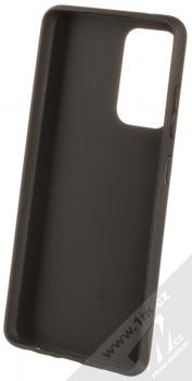 1Mcz Matt TPU ochranný kryt pro Samsung Galaxy A52 5G černá (black) zepředu