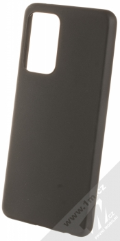 1Mcz Matt TPU ochranný kryt pro Samsung Galaxy A52 5G černá (black)