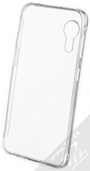 1Mcz Super-thin TPU supertenký ochranný kryt pro Samsung Galaxy Xcover 5 průhledná (transparent) zepředu