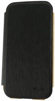 Kalaideng Charming flipové pouzdro pro Samsung Galaxy S4, Galaxy S4 LTE-A černo béžová (black beige)