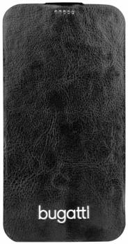 Bugatti FlipCase Geneva flipové pouzdro pro Samsung Galaxy S5, Galaxy S5 Neo černá (black)