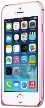 USAMS Arco bumper pro Apple iPhone 6 Plus rose
