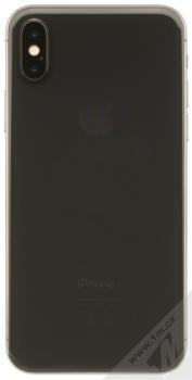 APPLE iPHONE X 64GB šedá (space gray) zezadu