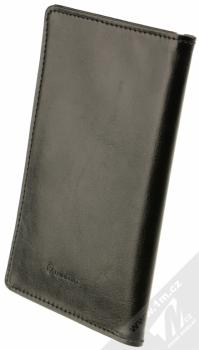 CellularLine Touch Wallet univerzální pouzdro s peneženkou pro mobilní telefon, mobil, smartphone černá (black) zezadu