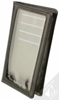CellularLine Touch Wallet univerzální pouzdro s peněženkou pro mobilní telefon, mobil, smartphone černá (black)