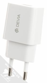 Devia Luxury Charging Suit nabíjecí set nabíječek, USB kabelů a držáku bílá (white) nabíječka do sítě