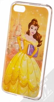 Disney Kráska 001 TPU ochranný silikonový kryt s motivem pro Huawei Y5 (2018), Honor 7S žlutá (yellow)