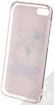 Disney Minnie Mouse a Jednorožec 035 TPU ochranný silikonový kryt s motivem pro Huawei Y5 (2018), Honor 7S světle růžová (light pink) zepředu